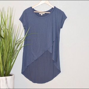 Express one eleven high low top